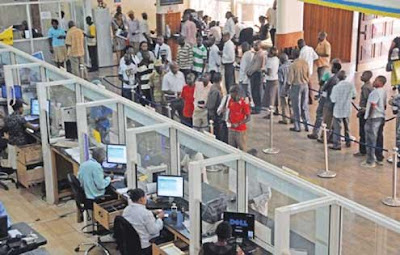 50 naira customs stamp duty for Nigeria bank customers