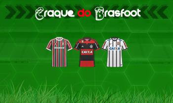 Camisas Brasileirão (58 camisas) – Brasfoot 2014