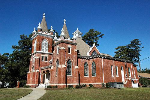 First Baptist Church Marshallville Georgia Psalm 11918