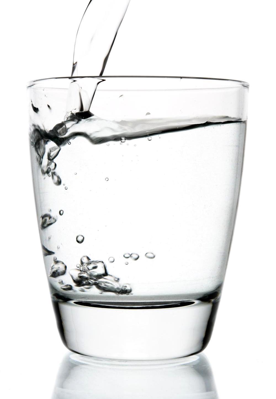 tab dig med vand