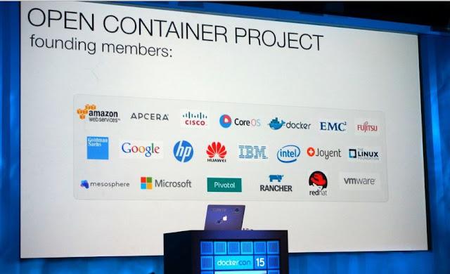 Foi uma iniciativa criada pelos projetos Docker e CoreOS para oferecer um melhor padrão.
