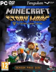 Download Minecraft Story Mode Episode 1-3 Torrent PC 2015