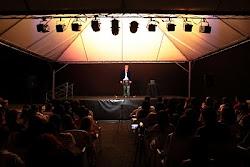 Espetáculo Balls! Alan Blim no Brasil
