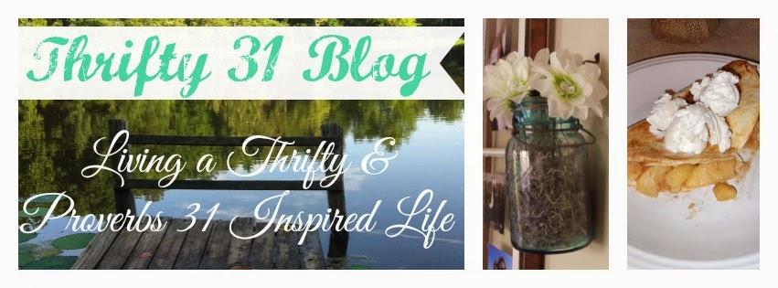 Thrifty 31 Blog