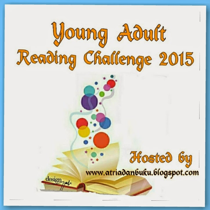 Young Adult Reading Challenge 2015