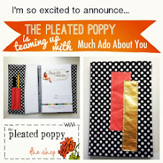 Announcing Fabric Planner Covers from The Pleated Poppy