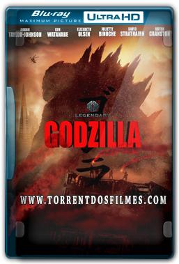 Godzilla (2014) Torrent - Blu-Ray Ultra HD 720p | 1080p Dual Áudio