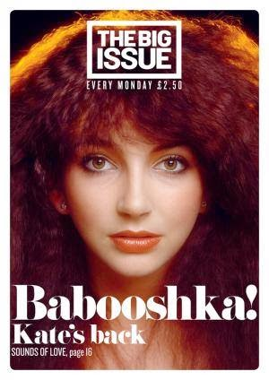 Big Issue kate cover feature