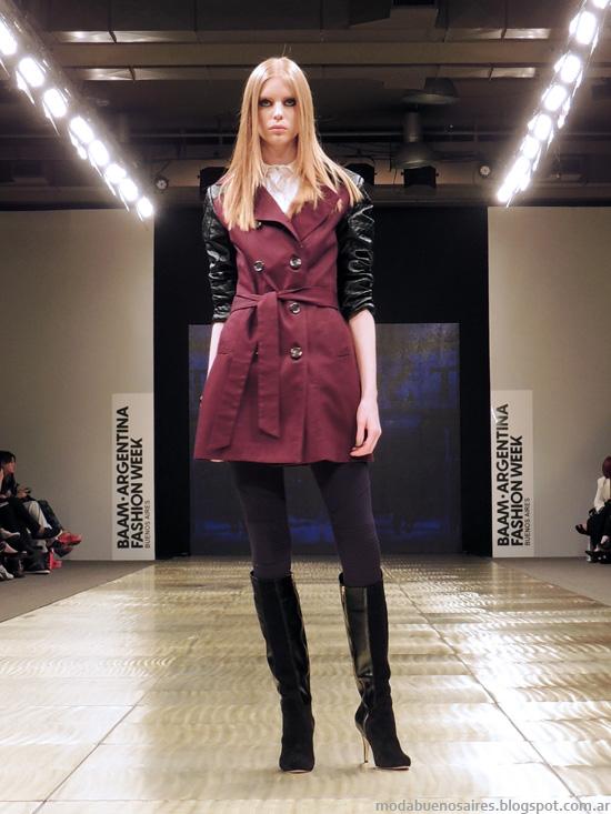 2014 Moda otoño invierno 2014 moda