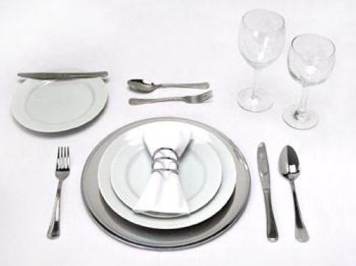 Etiqueta y protocolo mesas y cubiertos - Protocolo cubiertos mesa ...