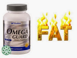 omega guard shaklee membakar lemak