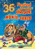 Festival du cirque de Monte-Carlo.