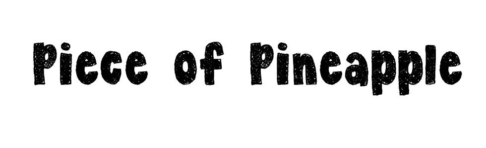 Piece of Pineapple