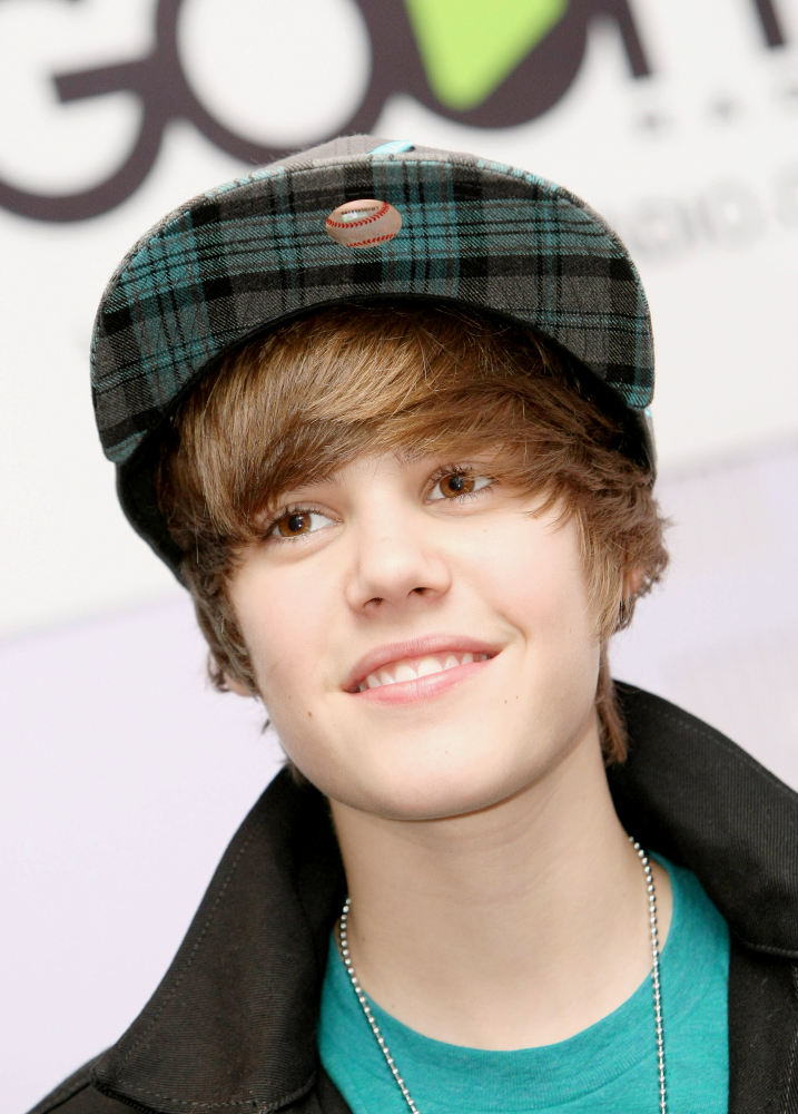 Justin Bieber Hairstyle,Celebrity Hairstyles