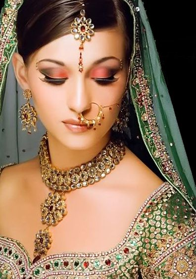 indian bridal makeup tips. Makeup Tips On The Wedding Day