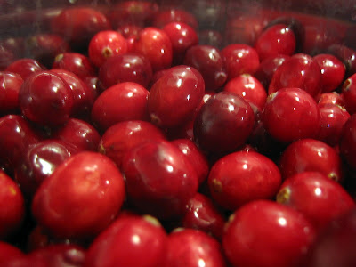 Cranberry juice for acne