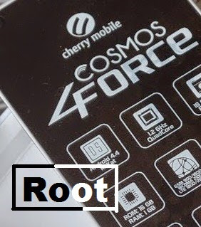 cherry mobile cosmos force root