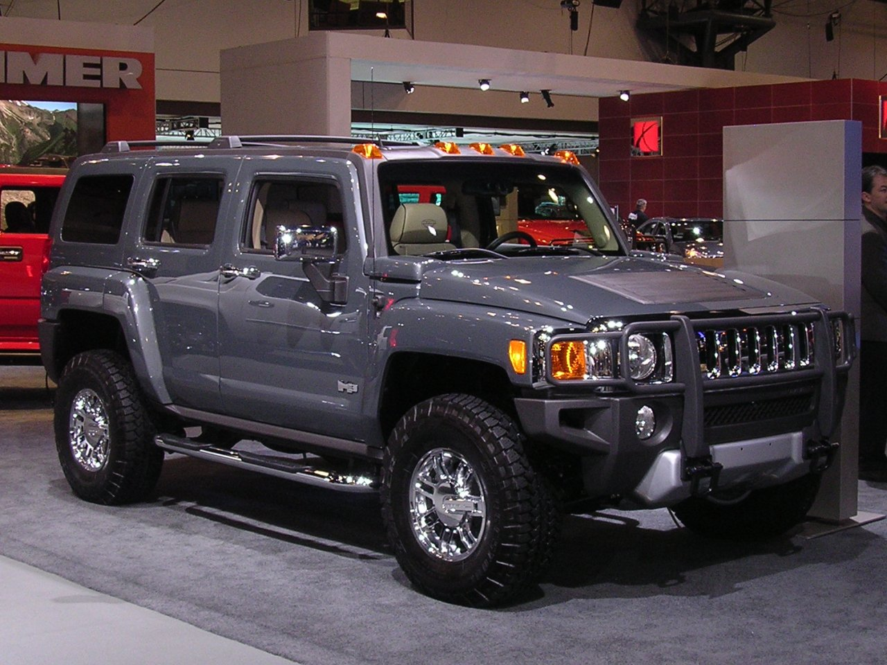 hummer h3  Cool Designs Car