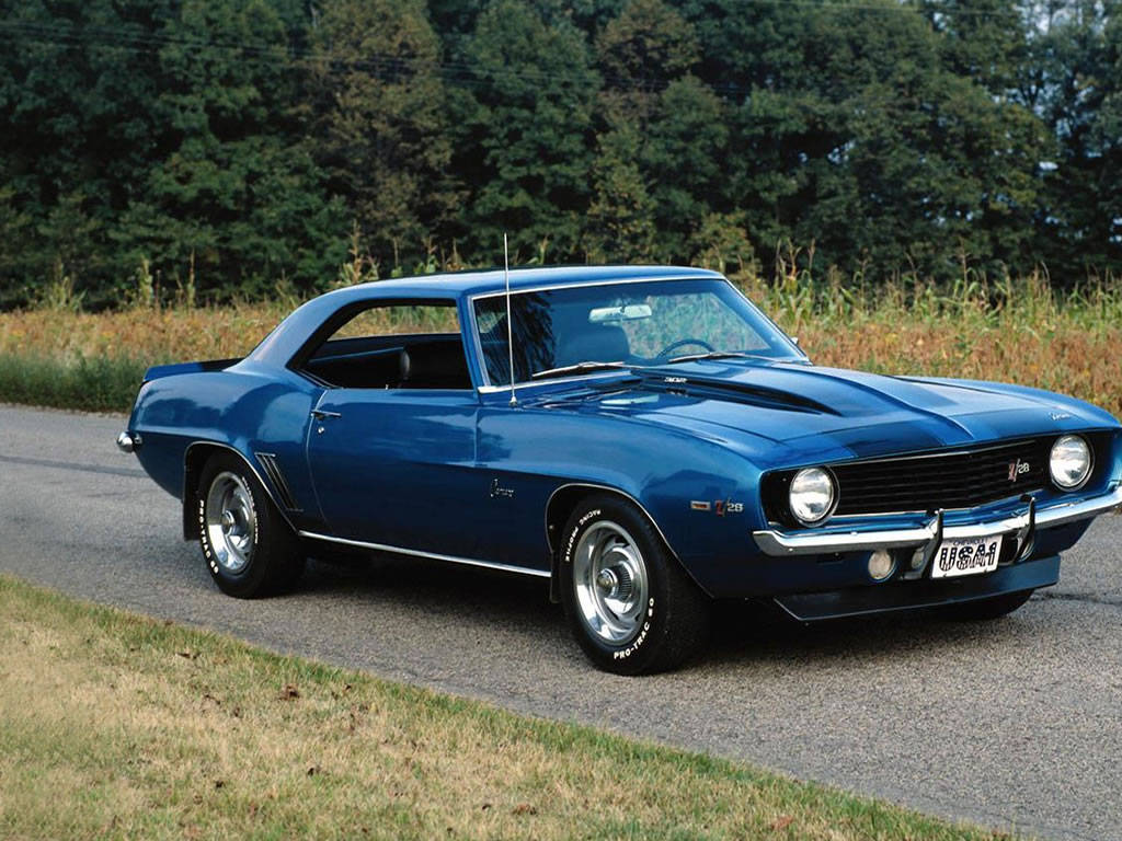 muscle car american