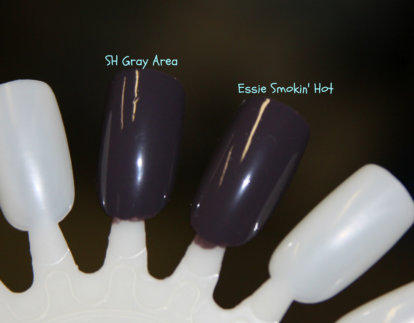 Sally Hansen Grey Area