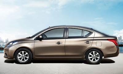 سعر ومواصفات وصور سيارة نيسان صنى Nissan Sunny 2014
