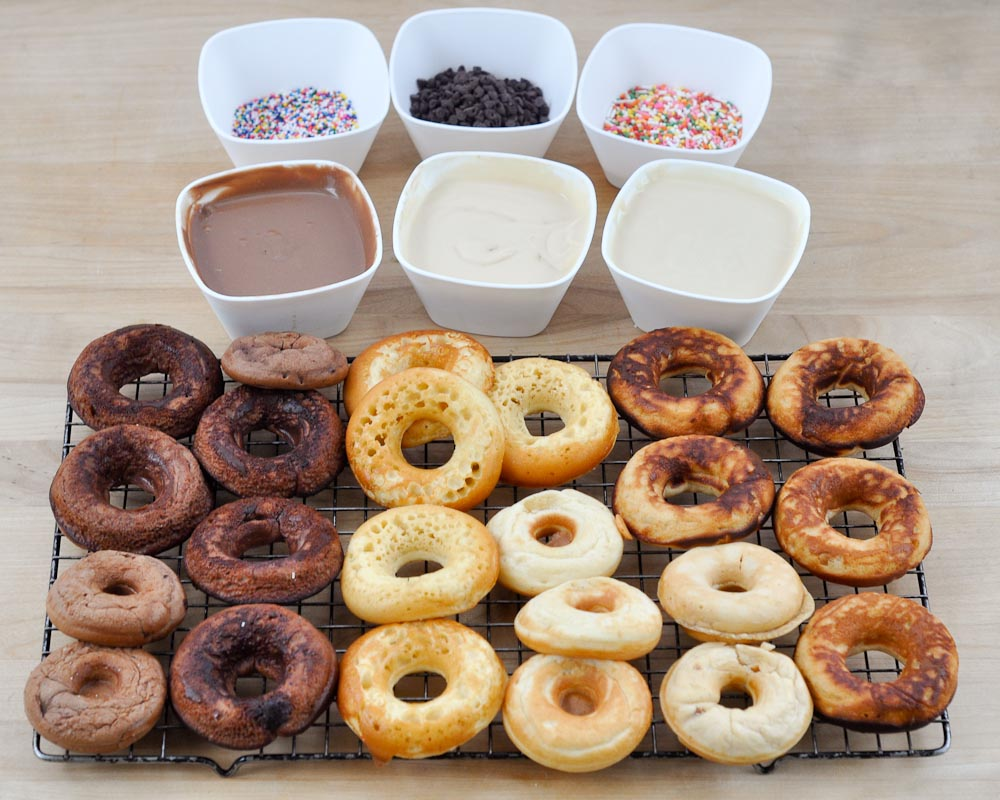 Beki Cook's Cake Blog: Homemade Donuts Made Easy {Recipe}