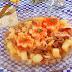 Bisteces a la piña con queso
