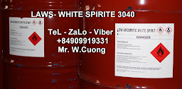 WHITE SPIRITE 3040 | dung môi 3040