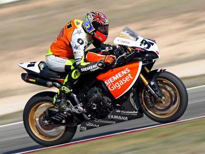 Rider Moto2  Carmelo Morales