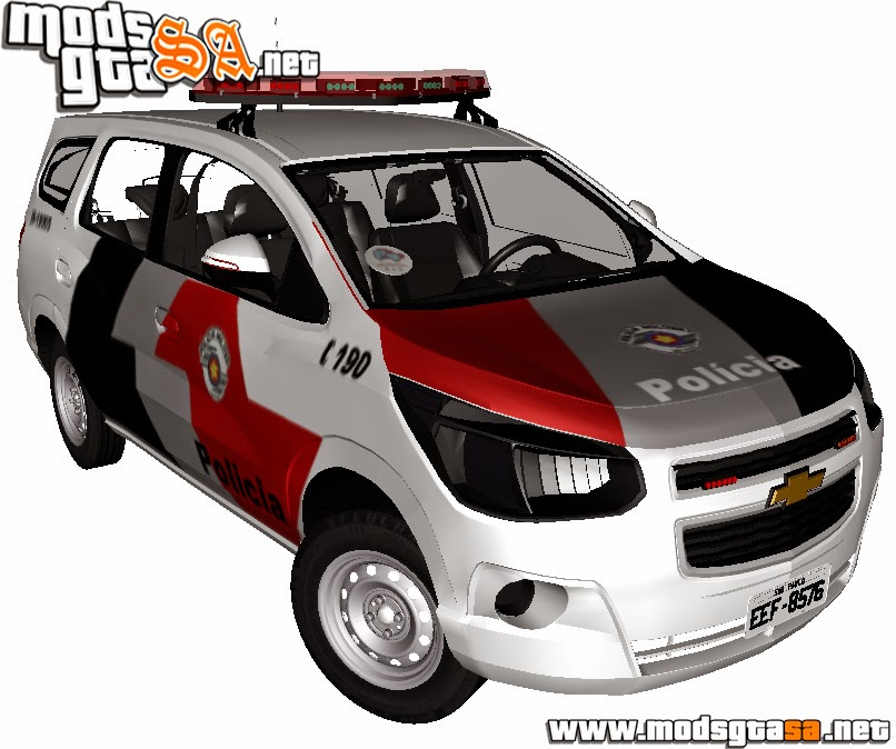 SA - Chevrolet Spin LTZ PCESP