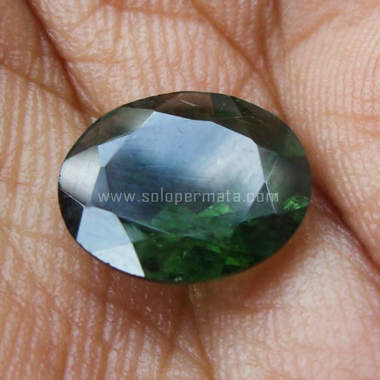 Batu Permata Green Turmaline - SPp496