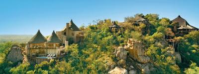 Ulusaba to posiadłość należąca do Richarda Bransona