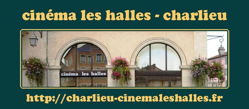 Charlieu : le cinéma les Halles