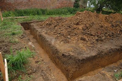 Définitions des différents types de fouilles pour fondations.