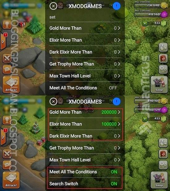 Cara Mendapatkan Loot Besar di Clash of Clans