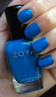 Zoya, Zoya Summer 2014 Tickled Collection, Zoya Ling, Zoya Wendy, Zoya Kitridge, Zoya Rocha, Zoya Rooney, Zoya Tilda, nail polish, nail lacquer, nail varnish, swatches, nail polish collection, manicure