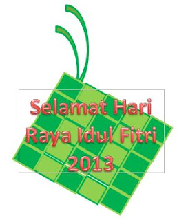 Ketupat Idul fitri 2013
