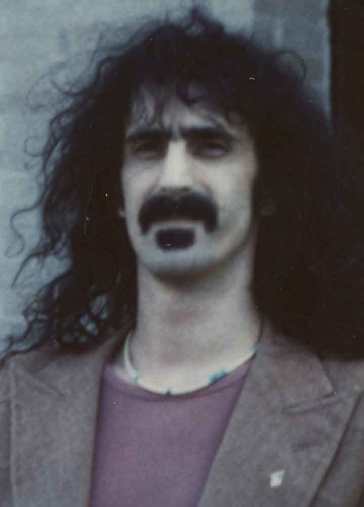 zappa beard - photo #17