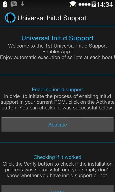 Pengertian Init.d Dan Fungsi Serta Cara Install Init.d Di Android