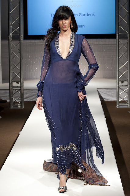 Pakistan Fashion Week 2011 London Rana Noman For Burooj Couture Asian Wedding Ideas