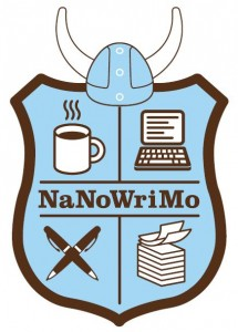 Camp NaNoWriMo April