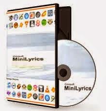 Free Download Software : MiniLyrics 7.6.38 Full Crack
