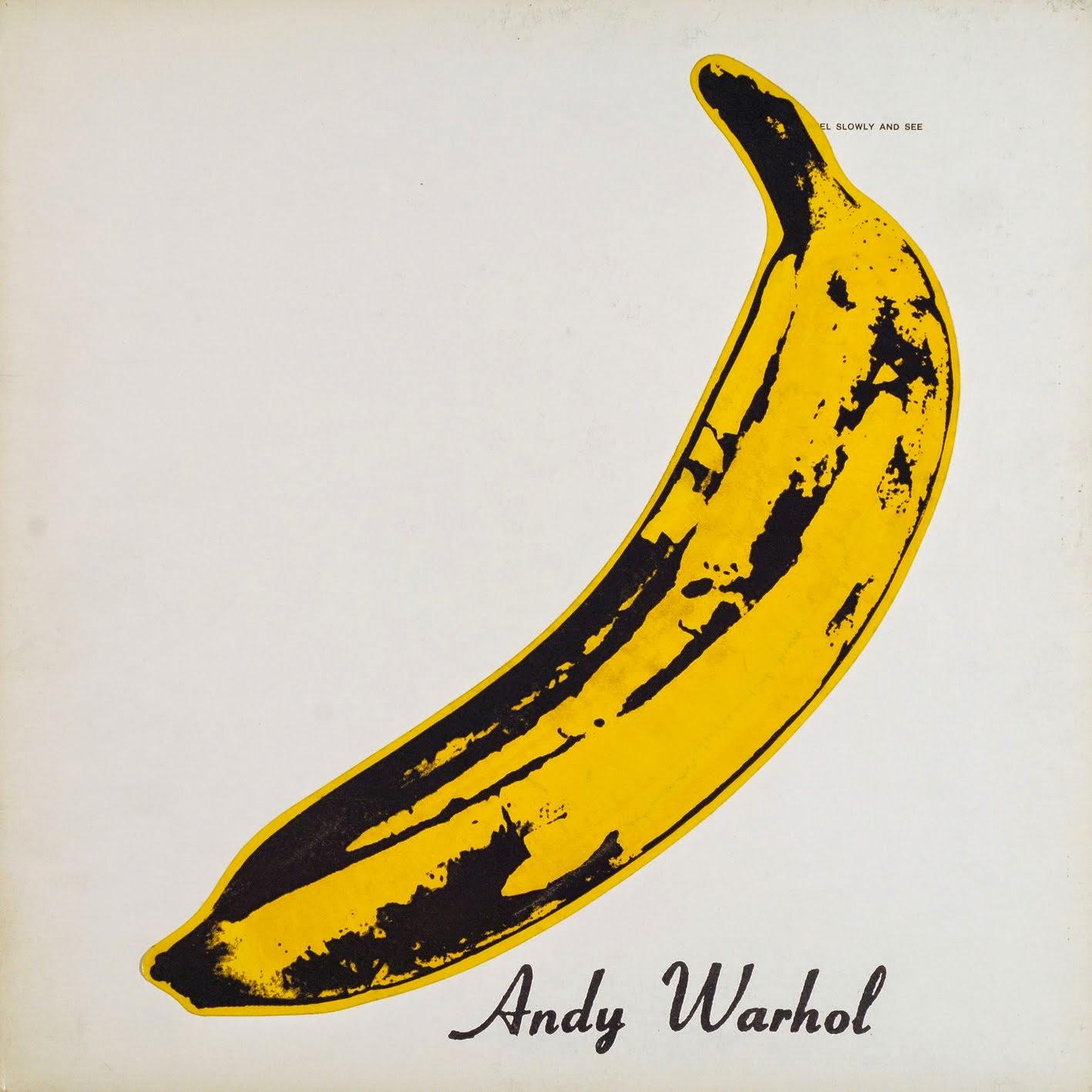 Banana é arte!