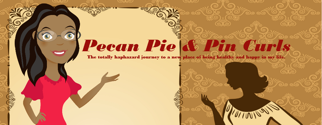 Pecan Pie and Pin Curls