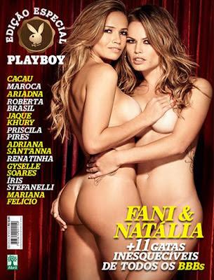 Download – Playboy Especial – As 13 Mais Gatas do BBB – Fevereiro 2013