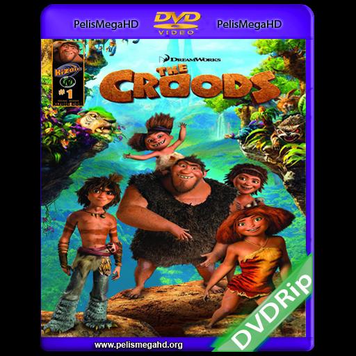 LOS CROODS (2013) DVDRIP ESPAÑOL LATINO