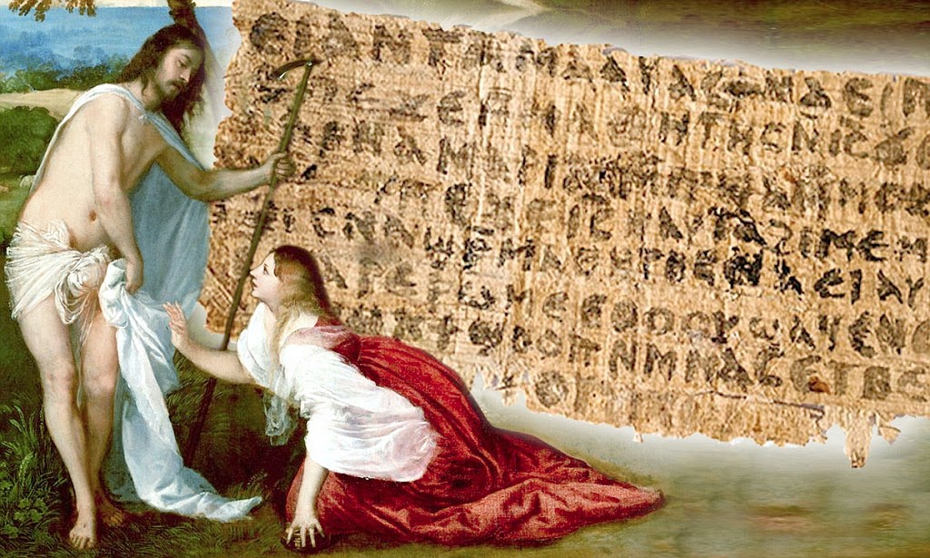 'Jesus' Wife' Papyrus Not Fake, Scientific Tests Say