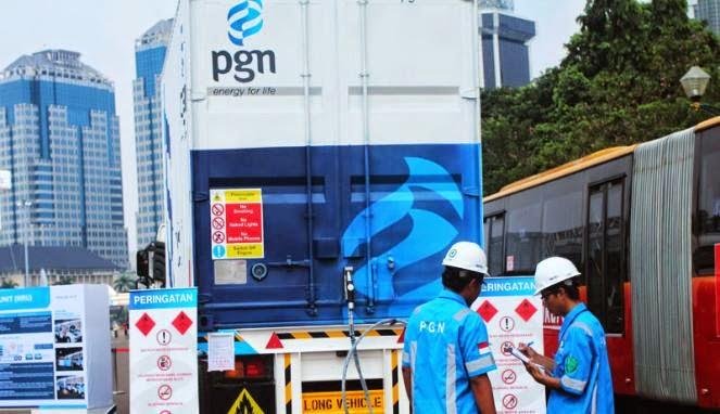 Lowongan PT PGN Perusahaan Gas Negara