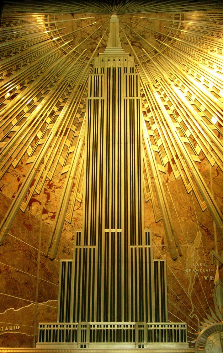 21 best examples of art deco painting free premium for Deco new york
