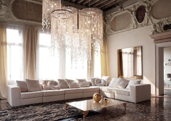 Interior design in italy new kastopo design for Italian living room ideas